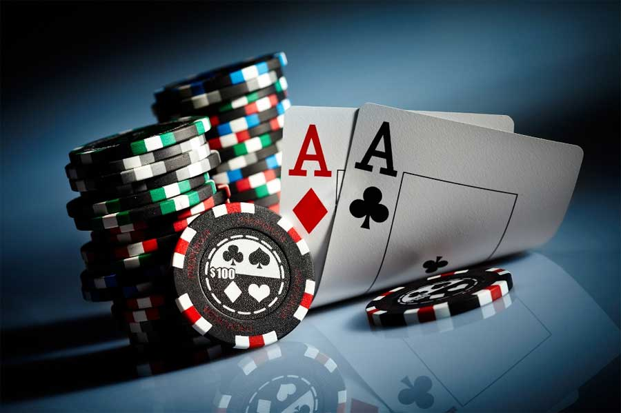 Free online poker games are all around